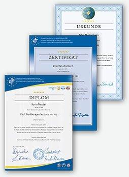 zertifikate 2grau